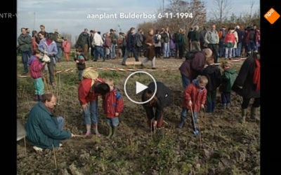 Aandacht voor het Bulderbos bij tv-programma Andere Tijden